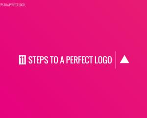 理想的なロゴを作るための11のステップ。