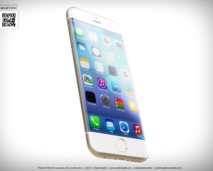 最新の情報を元に作られた[iPhone 6]の3Dレンダリング画像