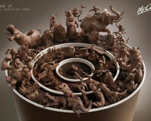 【ADS】オーストリアのマクドナルドの自虐的なプロモーション広告……?