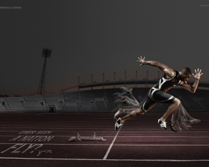 【Design】2008年度のアディダスのプロモーション広告[Impossible is Nothing]シリーズがカッコいい件。