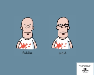 【ADS】眼鏡メーカー[Oogmerk]の面白い広告。