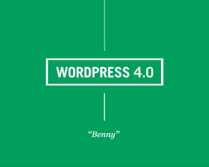 最新版の WordPress 4.0 がリリースされました。
