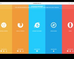 【CSS3】最新のスタイルシートのテクニック「flexbox」を使ったアコーディオン風のウェブデザイン。