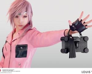 【2016春夏キャンペーン】超一流ブランド[Louis Vuitton]と[Final Fantasy XIII]がコラボ!