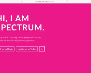 【jQuery】背景色をスムーズにグラデーション変化させる[Spectrum]の使い方