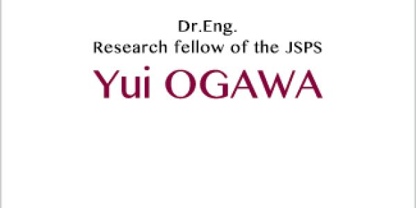 【制作事例】九州大学 & コーネル大学の工学博士、小川友以様の名刺を制作しました。