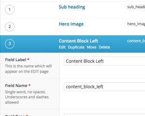 【WordPress】プラグイン[Advanced Custom Fields]のメニューを非表示にしたかった。