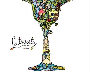 【ADS】シカゴにオープンするレストラン[Latinicity]のブランド・アートポスターが素敵。