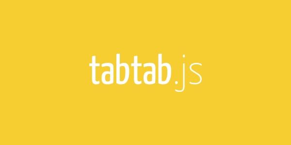 【jQuery】気持ちいいアニメーションで切り替わるタブ・プラグイン[TabTab.js]の使い方