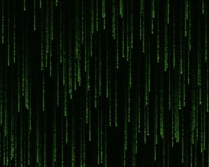 映画『マトリックス』の背景エフェクトを canvas で実装してみた。