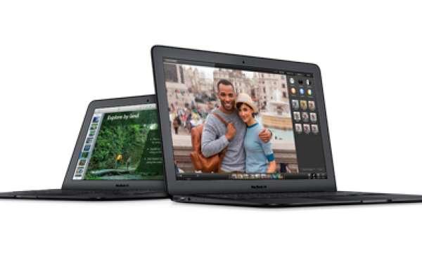 これはカッコいい! MacBook Air 黒ヴァージョンのデザイン画像!