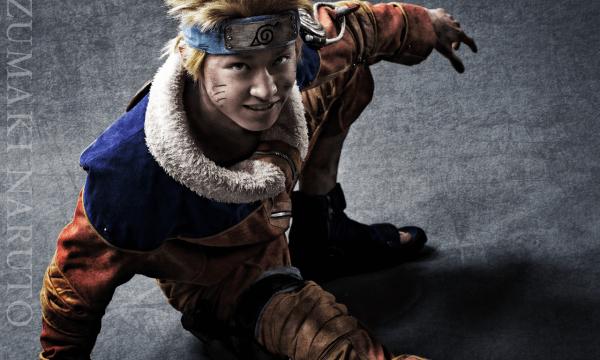 2016年度版。舞台[NARUTO-ナルト-]の出演キャラクターのビジュアルが超絶クオリティでカッコイイ件。