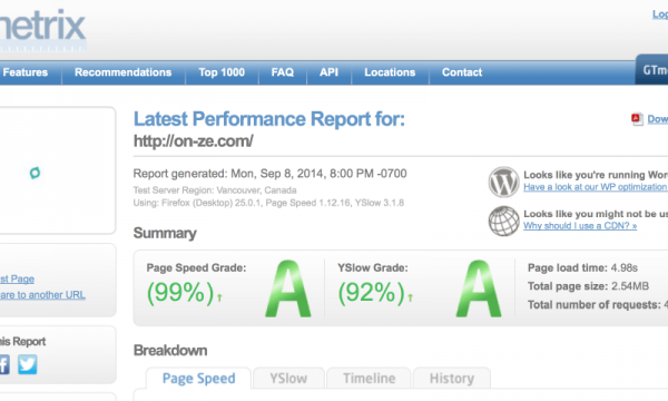 サイトの高速化のために[DNS Lookup]を減らそう。