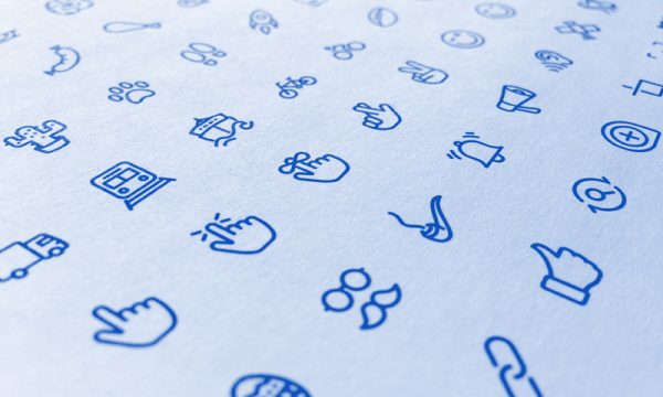 【Icon】計1001種類のデザインが揃った[Linearicons]が素敵!