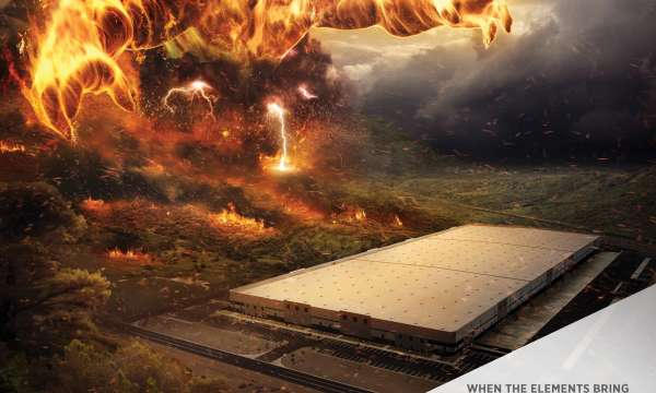 【ADS】建築物の屋根材を扱う[USG]の広告画像です。