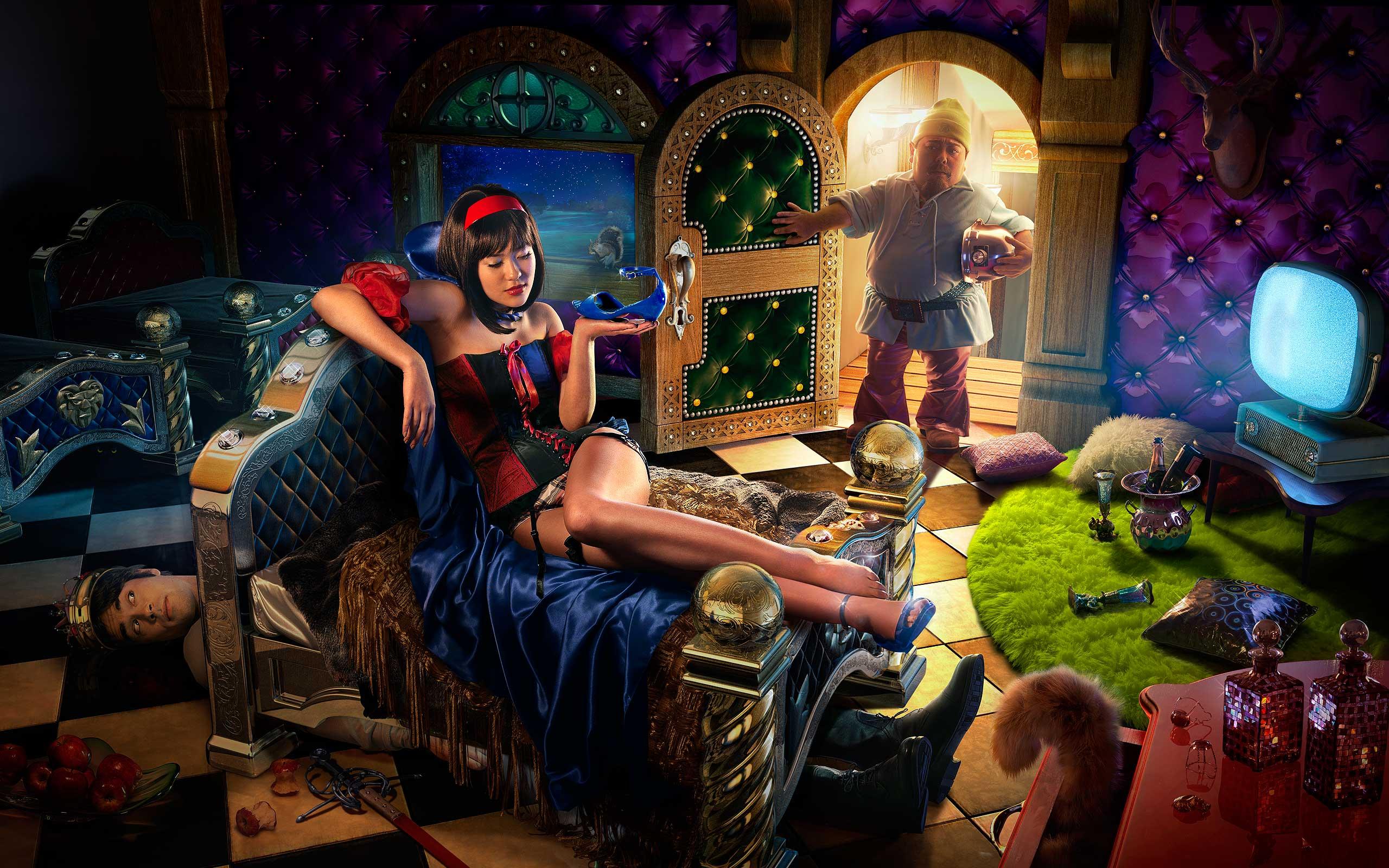 Melissa - Snow White - 白雪姫