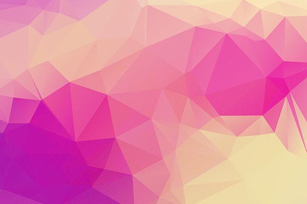 幾何学ポリゴン スタイル 01