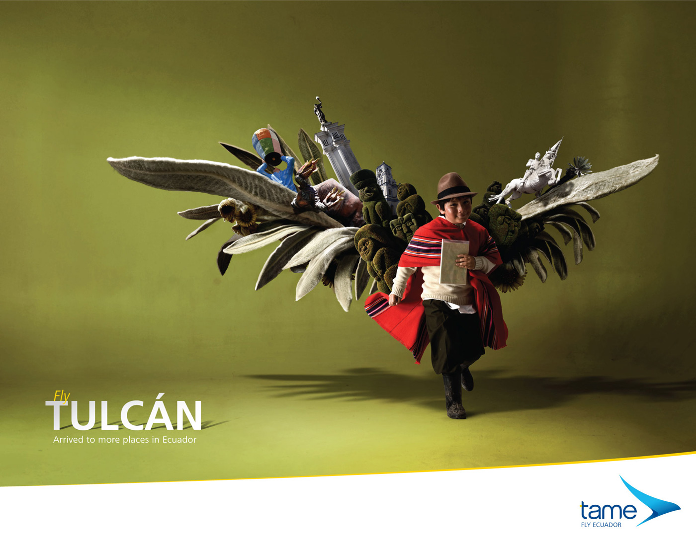 Fly TULCÁN Arrived to more places in Ecuador