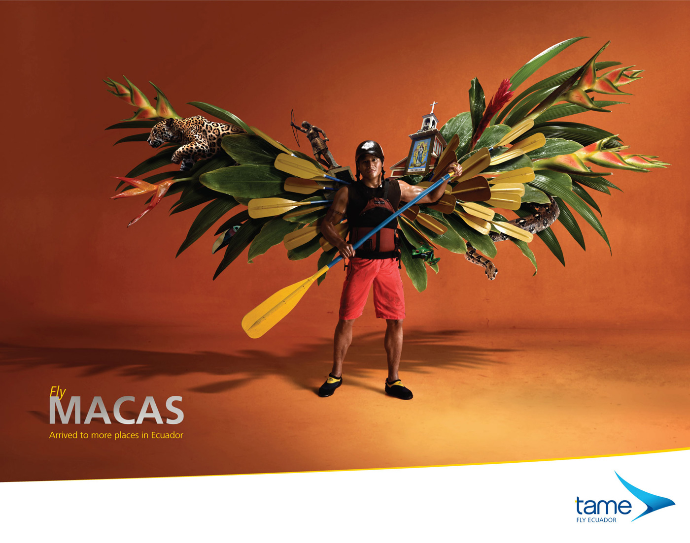 Fly MACAS Arrived to more places in Ecuador
