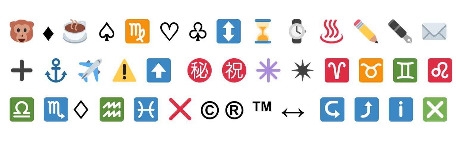 disable-emojis