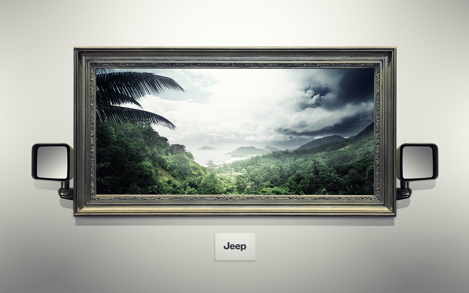 ジープ:ジャングル