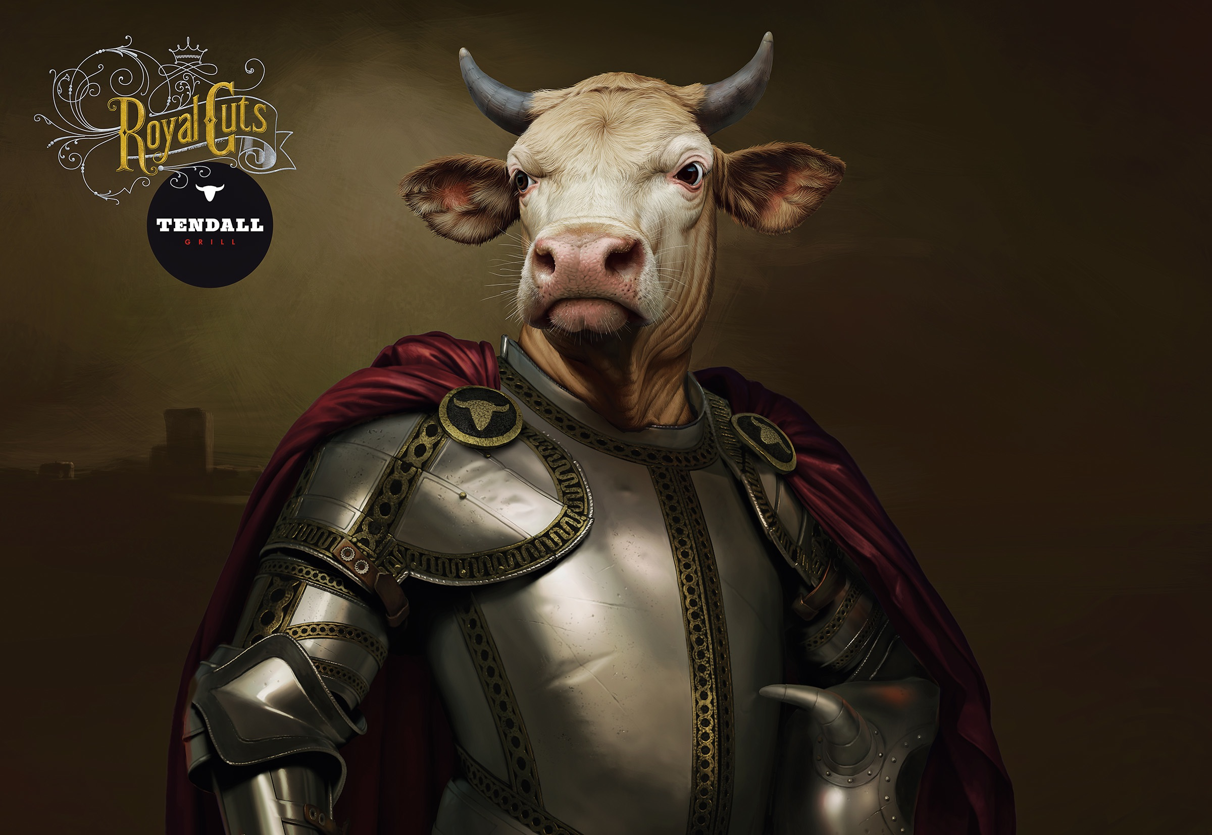 Tendall Bull - 牛