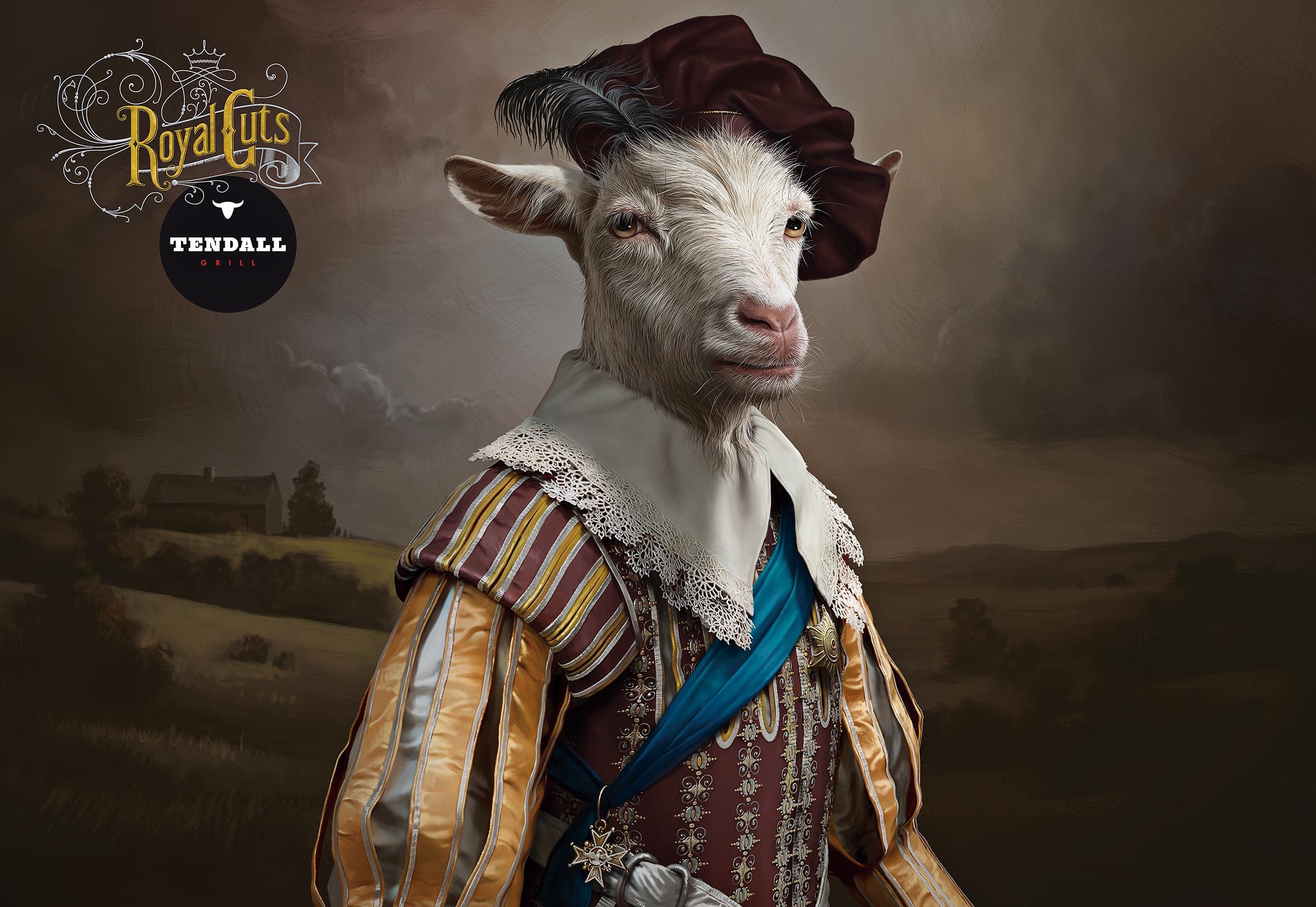 Tendall Lamb - 羊
