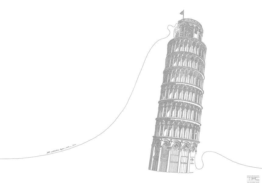 Tokai Polytechnic College : Torre di Pisa