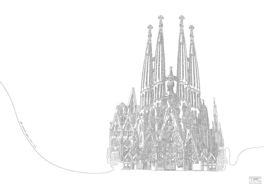 Tokai Polytechnic College : Sagrada Família