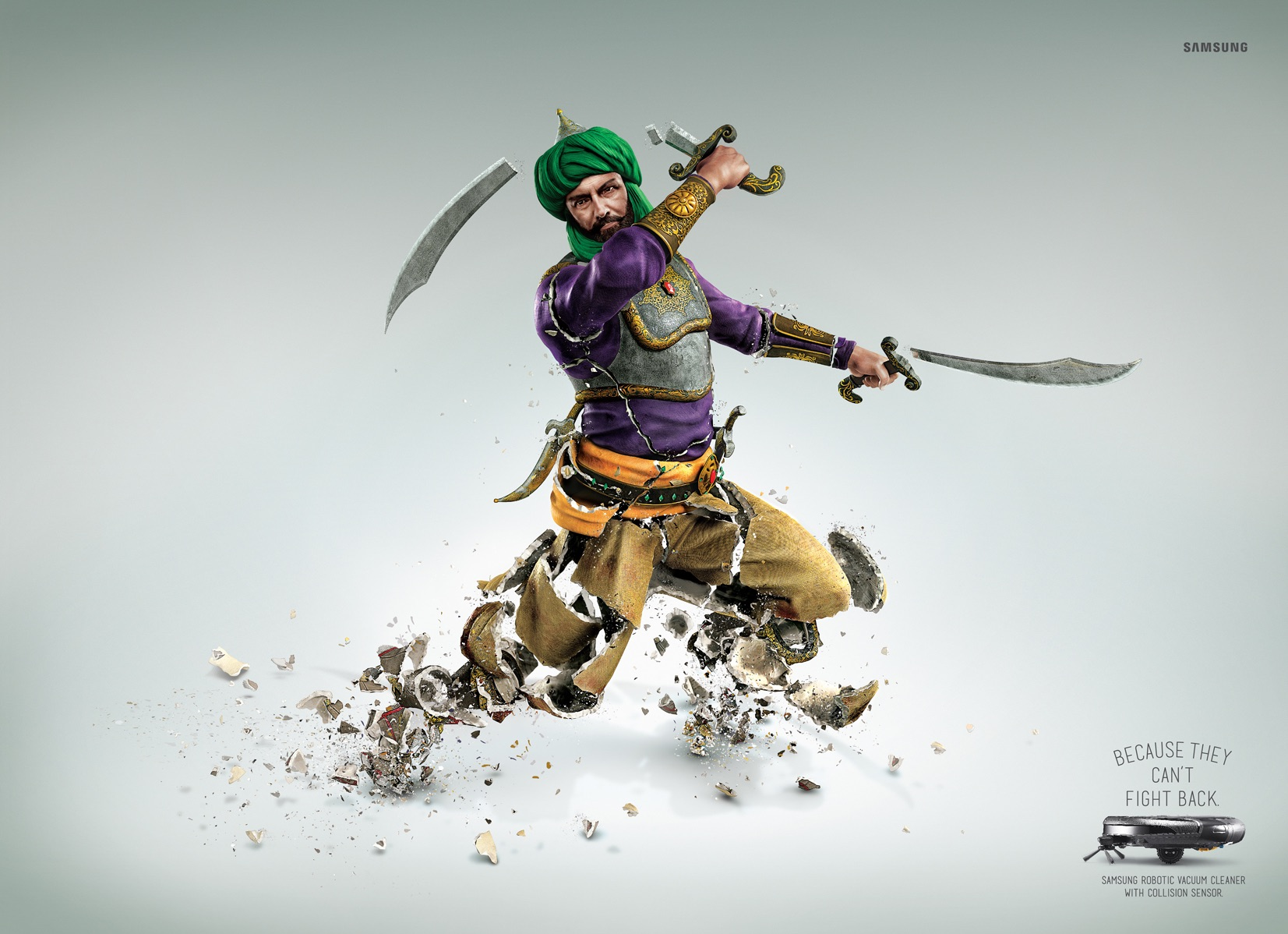 SAMSUNG - ペルシャ人兵士