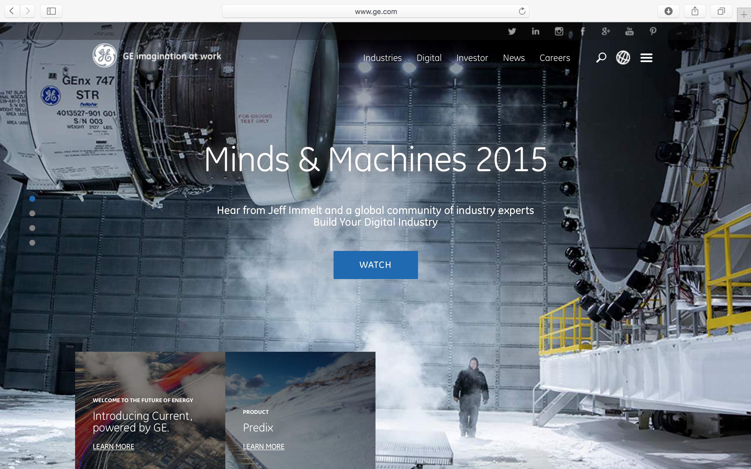 2015 Interbrand - GE