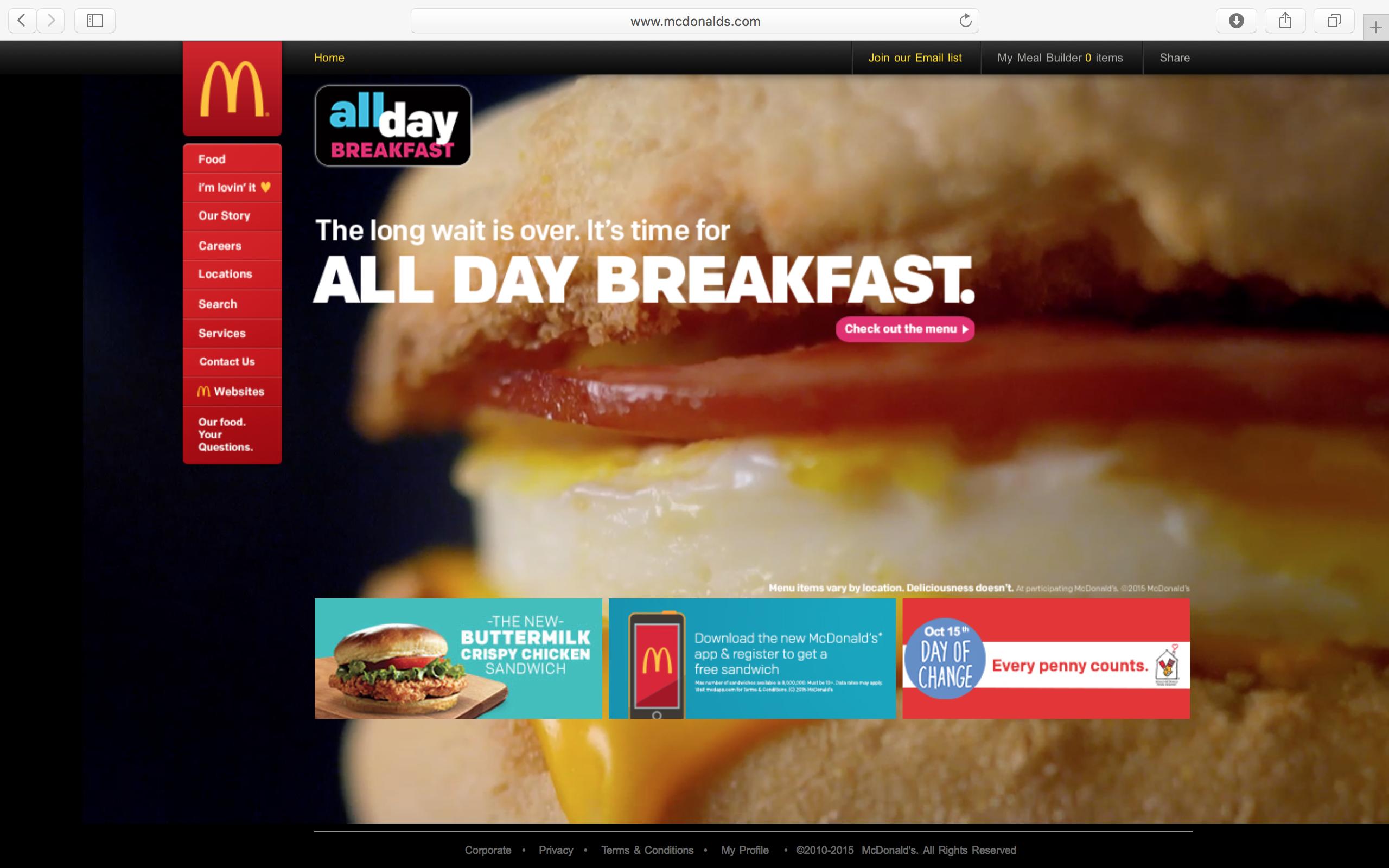 2015 Interbrand - McDonald's