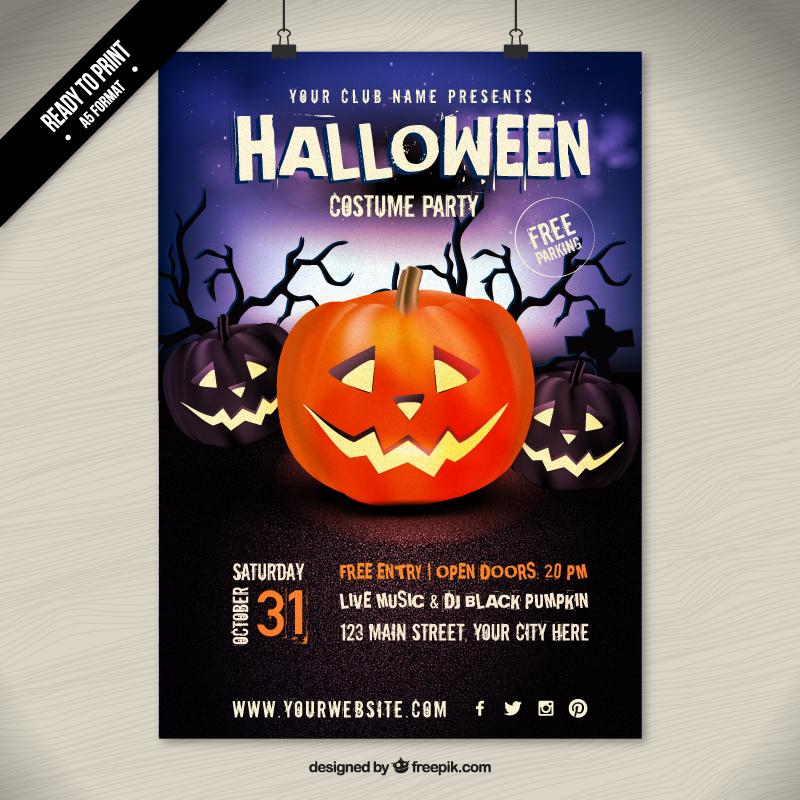 Halloween Posters 01