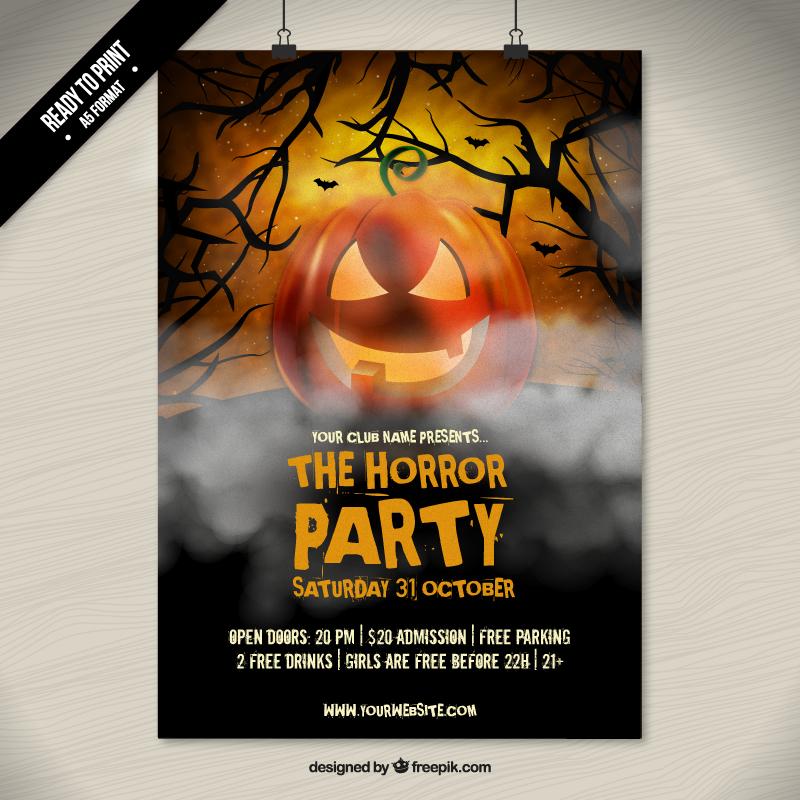 Halloween Posters 03
