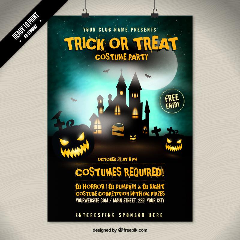 Halloween Posters 04