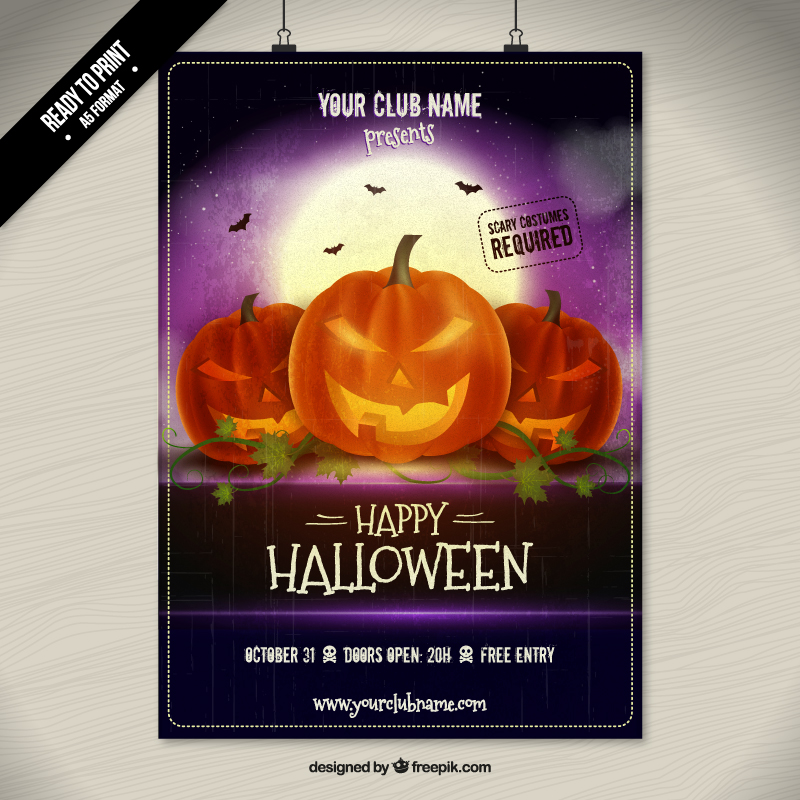 Halloween Posters 07