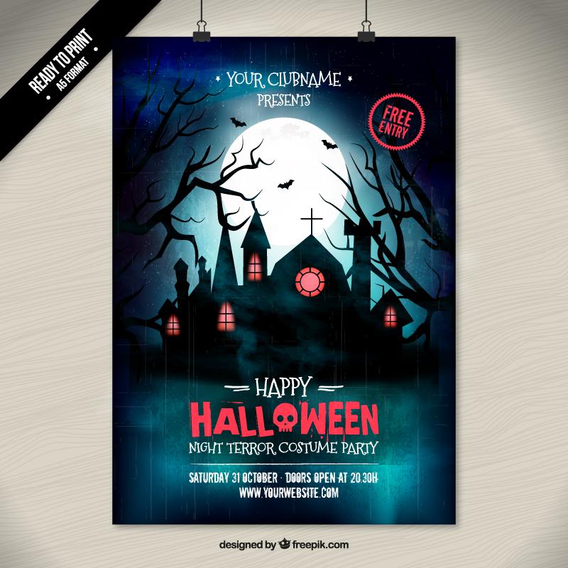 Halloween Posters 10
