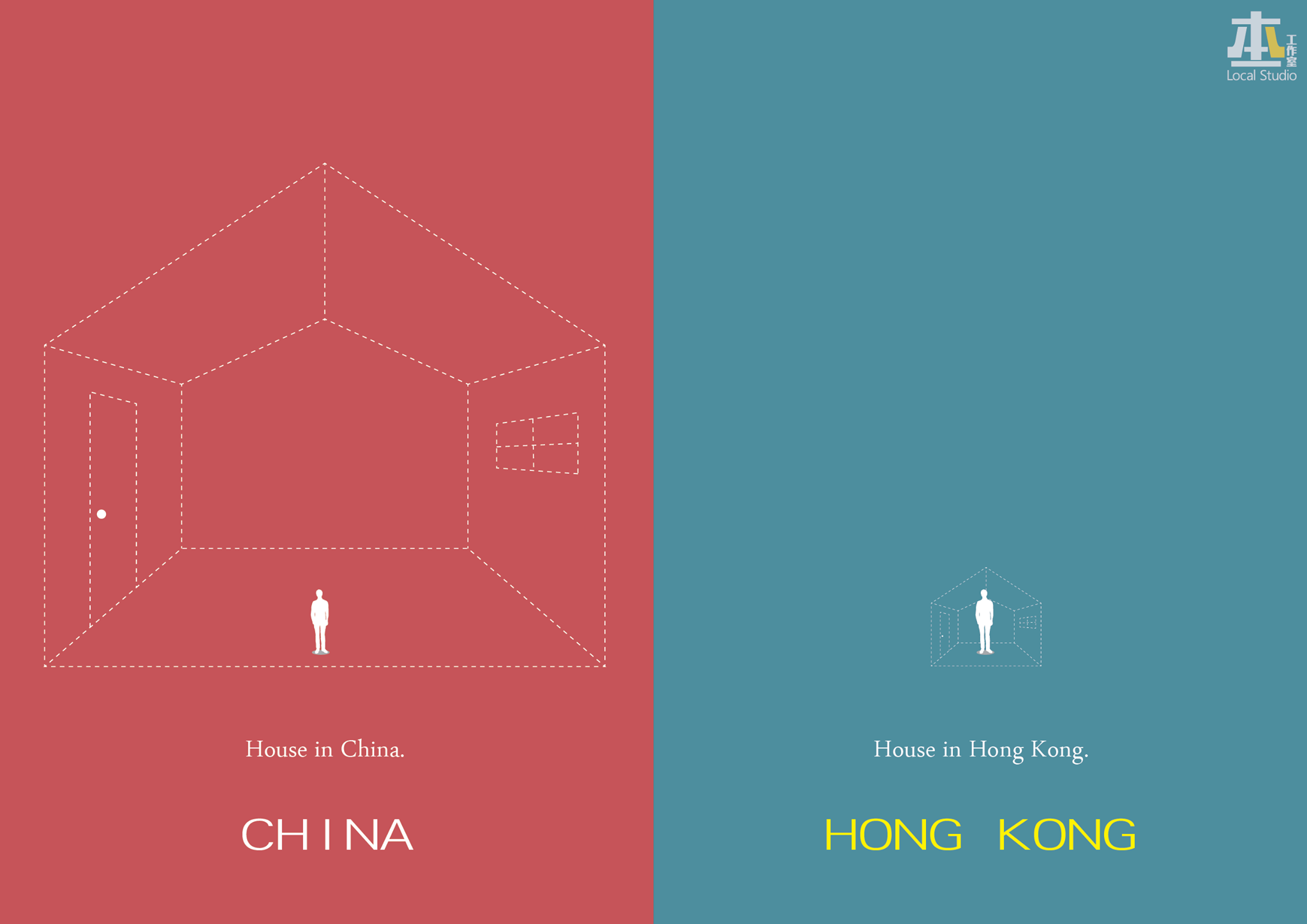 Hong-Kong is not China -本土工作室 06