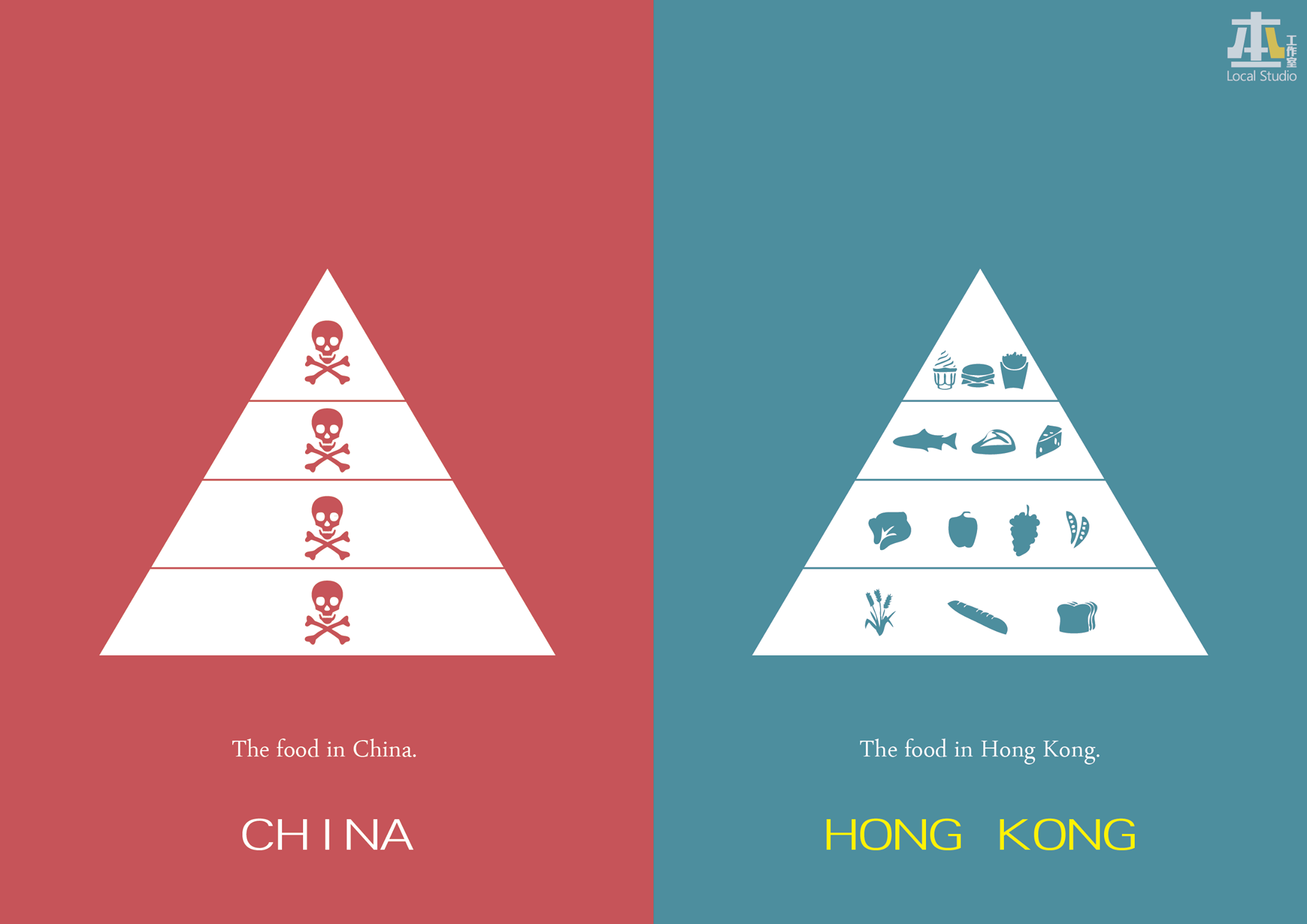 Hong-Kong is not China -本土工作室 19