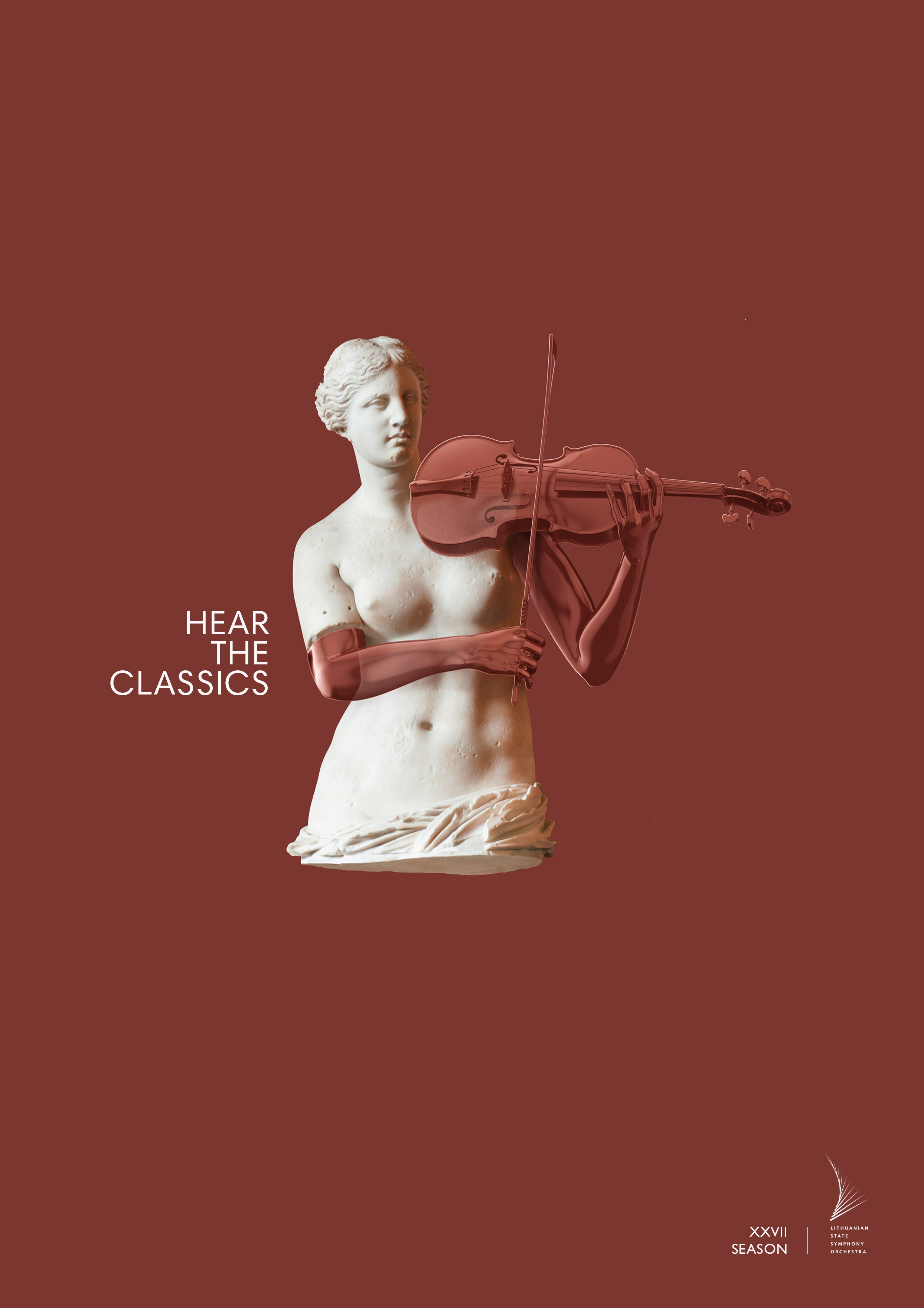 Lithuanian State Symphony Orchestra - Violin