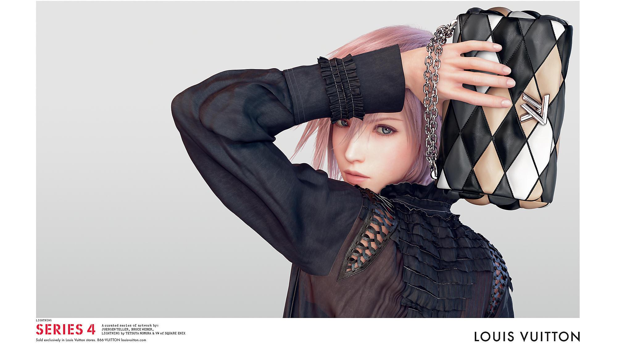 Louis Vuitton Series 4 + Final Fantasy XIII
