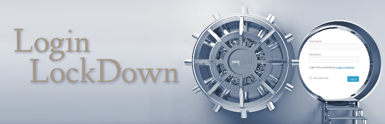 WordPress Plugin : Login LockDown
